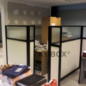 Tabiques de oficinas a1 box cabinas y boxs - Oficinas y tabiques de cordoba ...