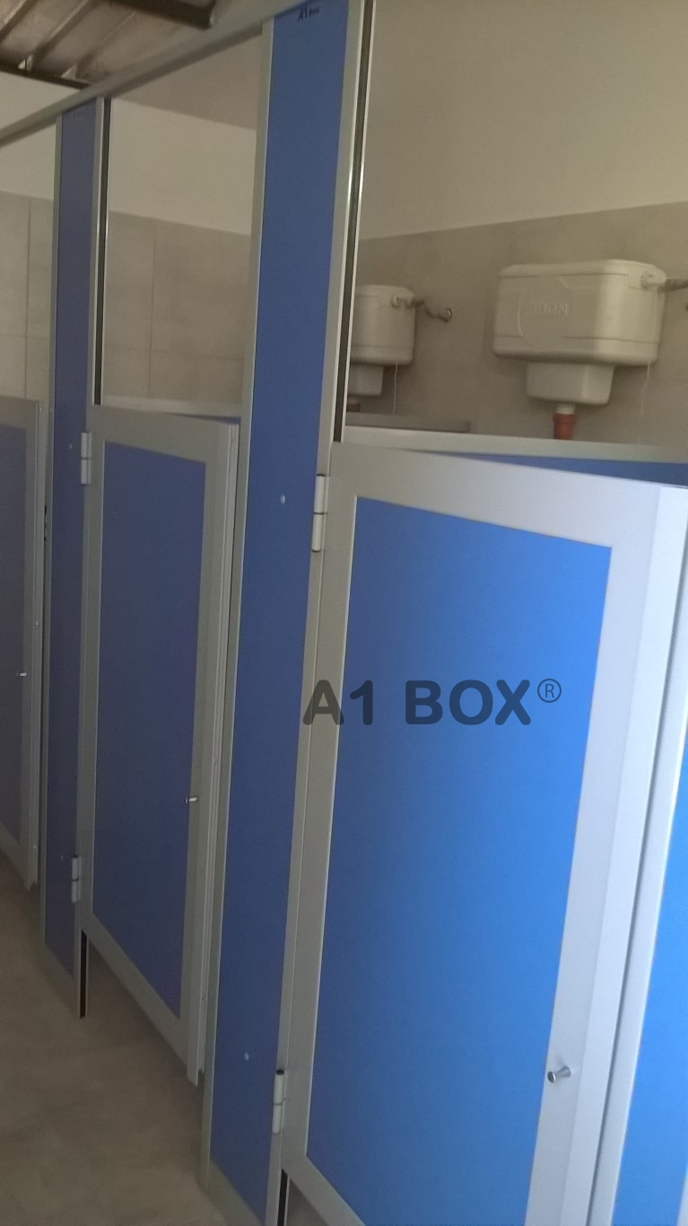 Tabiques Sanitarios A1 Box Cabinas Y Boxs